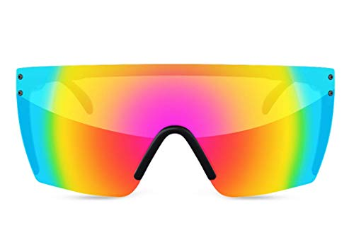 15397387f1e92 Heat Wave Visual Lazer Face Sunglasses - Buy Online in KSA. Apparel ...