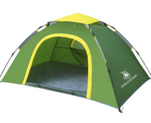YAzNdom Doppelter einlagiger Campingzelt-Campingzubehör im Freien