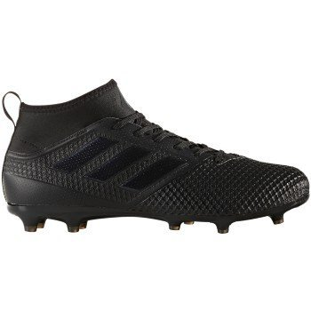 adidas Mens Ace 17.3 FG Soccer Cleats (7.5, Core Black/Core Black/Utility - Cleats F50 Messi