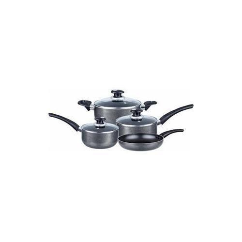 Brentwood bps-107 aluminum ns cookware 7pc set