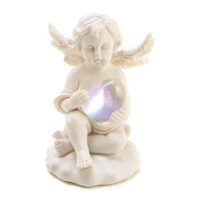 Gifts & Decor Loves Glow Child Angel Cupid Home Decor Statue Figurine
