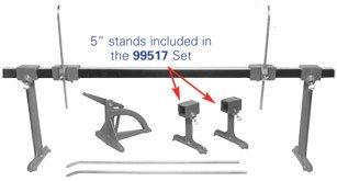 Specialty Products Company 99515 Heavy Duty Toe Bar Set with Scribe