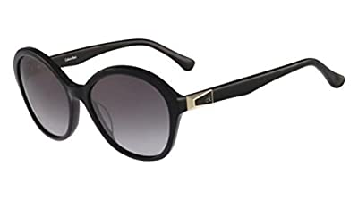 Calvin Klein Female Sunglasses CK4285S - Black - 56MM