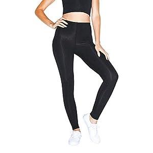 American Apparel Women's Cotton-Spandex Jersey Legging