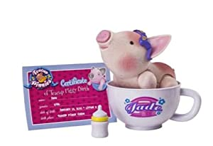 Amazon Com Toy Teck Teacup Piggy Set Jade Toys Amp Games