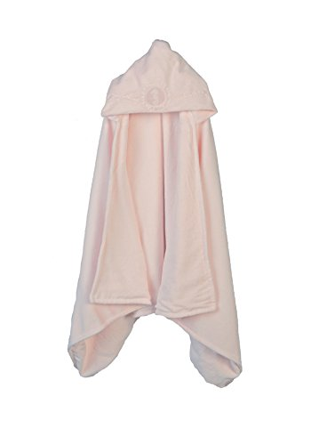 Barefoot Dreams Hooded Towel Pink product image