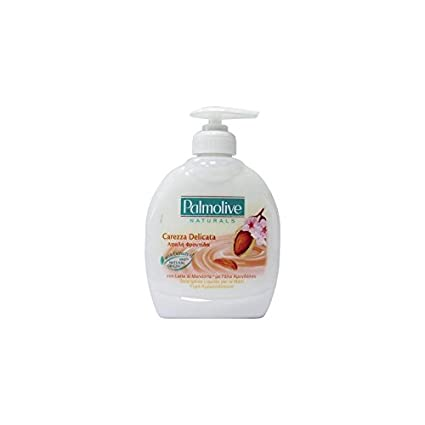 Jabón líquido hidratante Leche de almendra 300 ml