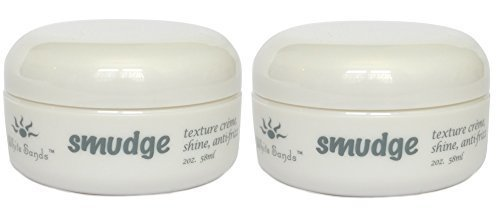 (White Sands Smudge Texture Cream 2.0 Ounce 2-Pack, Styling, Eliminate Frizz, Texturizing & Add Shine To Hair With A Medium Hold)