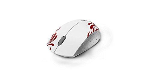 Rapoo 5.8Ghz Mini Wireless Mouse (3300P White)