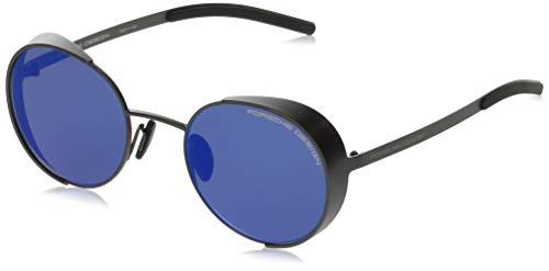 Porsche Design P'8674 MATTE BLACK/BLUE 50/21/135 men Sunglasses