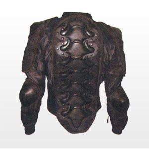 Giacca con protezione schiena per moto - L Starversand Bühler