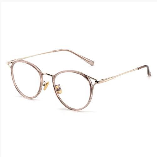 - Blue Light Blocking Computer Glasses Anti Eye Eyestrain Unisex Glasses with Spring Hinges UV Protection