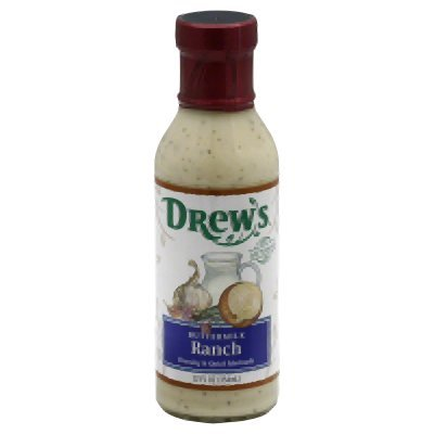 Drews All Natural Drssng Creamy Ranch