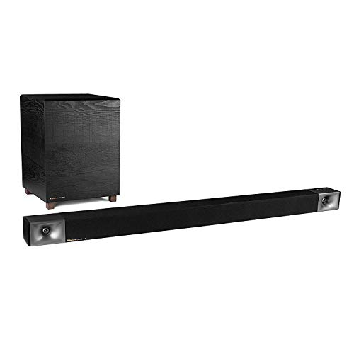 Klipsch BAR 48 Sound Bar + Wireless Subwoofer