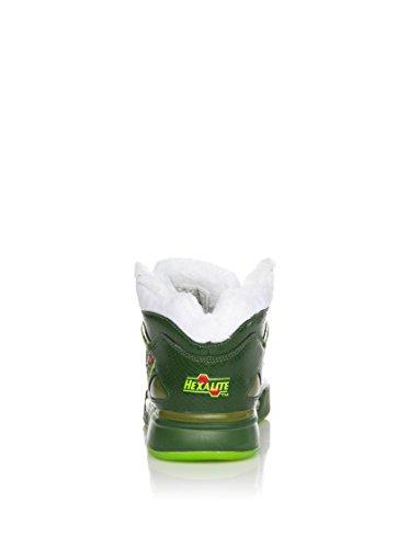 Reebok Zapatillas Abotinadas Pump Omni Lite Verde EU 45 (US 11.5)