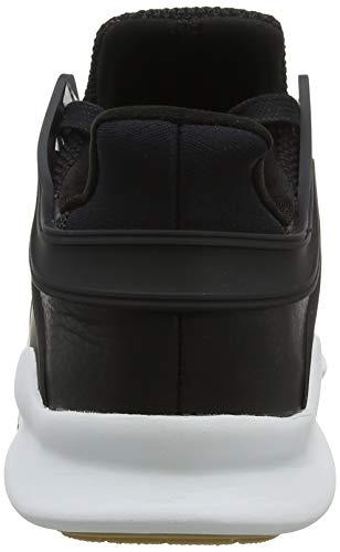 Black adidas Core EQT White 3 Men's Ftwr Low Adv Black Sneakers Top Support Black Gum 0r07HZq