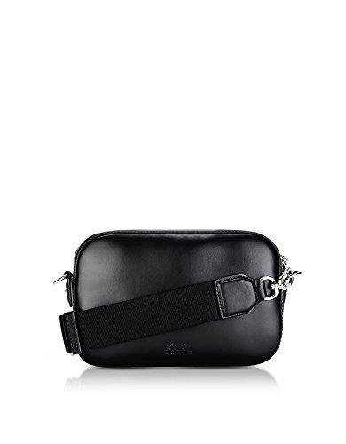 Aclaramiento De Ebay Karl Lagerfeld Borsa A Spalla Donna 81KW3063999 Pelle Nero Populares Precio Barato Clásico Venta De Moda Buena Venta En Línea Barata np7cz