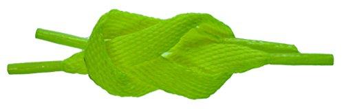 Scarpe Da Ginnastica Di Marca Tz Piatte 3/8 (10mm) Scarpe Da Ginnastica Scarpe Stivali E Lacci Da Skate Boot Flo Giallo