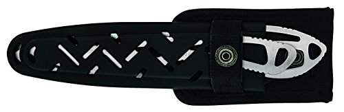 Buck Knives 141 PakLite Trophy Knife Kit with Guthook and Caping Blades and Heavy Duty Sheath