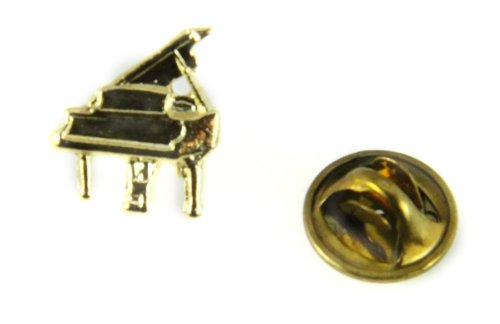 6030386 Piano Lapel Pin Music Minister Volunteer Church Choir Lay Minister Music Clef ()