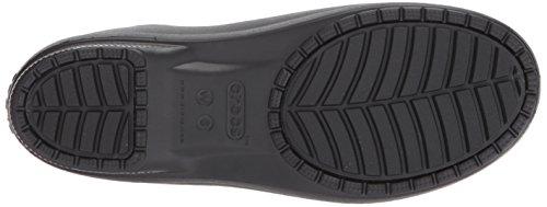 Donna Donna Black Nero Stivali di Boot Women Black Black Black Freesail Gomma Crocs Chelsea xvwUaqHx0