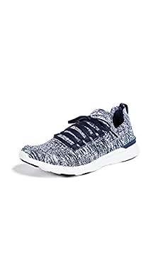 APL: Athletic Propulsion Labs Women's Techloom Breeze Sneakers Blue Size: 6.5
