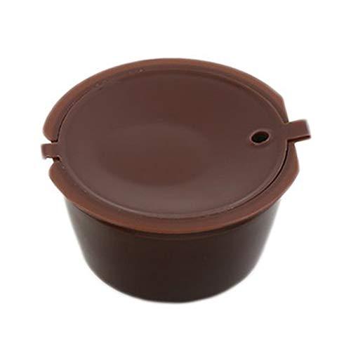 Mimagogo Reutilizable Filtro de cápsula de café de Acero ...