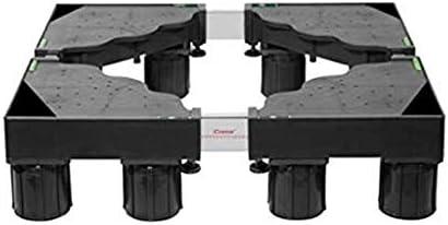 HEMFV 調節可能な乾燥機、洗濯機や冷蔵庫無料インストール用8脚多機能調節可能なベースと、ユニバーサル・モバイル・ベース