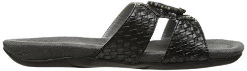 Shoes Annie Robe Femme Sandale Sandale Noir qpSpfxw