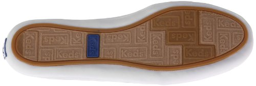 Keds Women's Teacup Crochet Fashion Flat Shoe White RWAC5AlC2