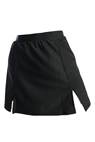 Carol Wior Skirt with Panty C14300 (14, Black)