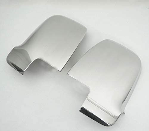 Chromeline TO FIT MERCEDES SPRINTER W907 2018 ONWARDS CHROME WING MIRROR COVERS 2 PCS STAINLESS STEEL