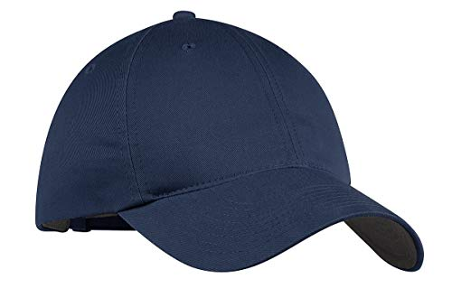 Nike Golf - Unstructured Twill Cap , 580087, Navy, No Size