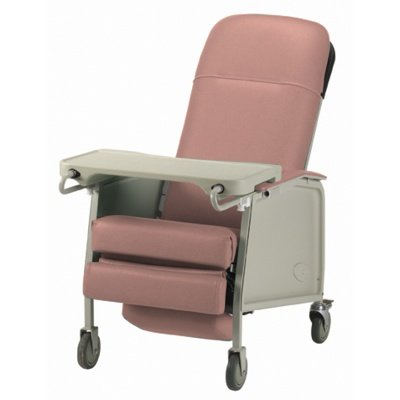 Three Position Recliner - Invacare 3-Position Recliner Color Jade - Model ih6074a/ih68