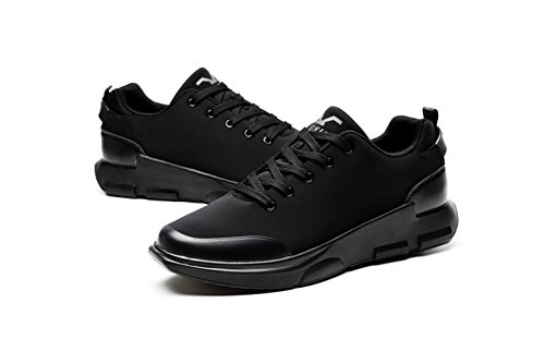 Sneakers US Casual Shoes Trainers Black Training Walking D Athletic Men 5 M Breathable 6 Running xxF8q6HU