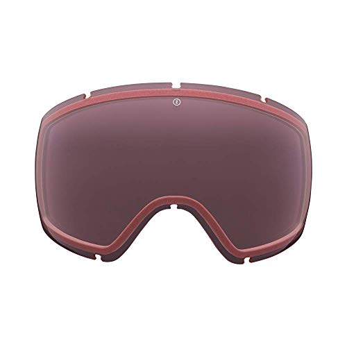 Electric Egg Lens Ski Goggles, Auto Rose