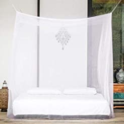 EVEN NATURALS Mosquito NET for Bed Canop...