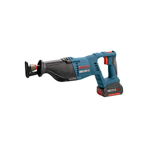 Bosch CRS180KRT 18V Cordless Lithium-Ion 1-1/8 in. Reciprocating Saw (Renewed)