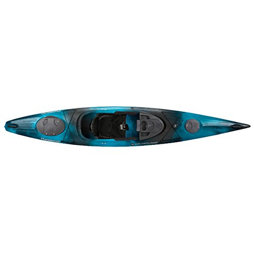 Wilderness Systems 9730545110 PUNGO 140 Kayaks, Midnight, 14'
