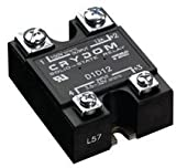 CRYDOM D1D100 1-DC Series 100 A 100 V DC Control Solid State Relay Panel Mount - 1 item(s)