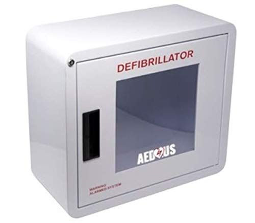 AED Wall Mount Cabinet- Small Cubic Storage