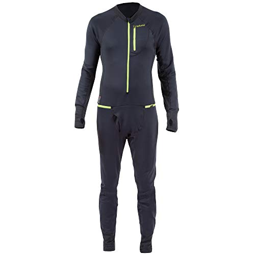 Kokatat Men's Polartec Power Dry Outercore Habenero Liner-Coal-XL ()
