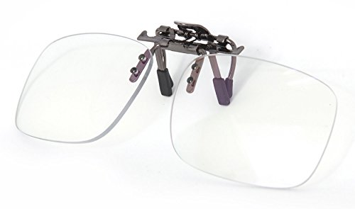 Blue Light Blocking Glasses Clip-on Flip-up Computer Glasses Prevent Digital Eyes Strain/Eyes Ftigue Video Gaming Glasses Eye Protection Advanced Computer - Glasses That Up Flip
