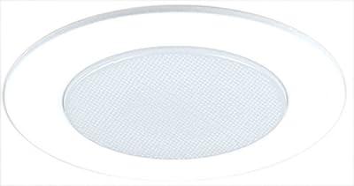 "Elco Lighting EL512SH S5 5"" Shower Trim with Albalite Lens - EL512"