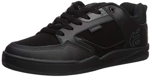 - Etnies Men's Cartel Skate Shoe Black/Grey, 9.5 Medium US