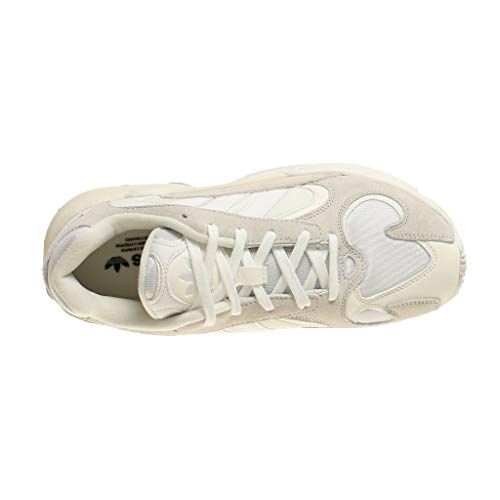 Adidas ftwbla 1 B37616 Blanco Deportivas En 0 blanub blanub Tela Hombre Yung Blanca Zapatillas EwRxgq7