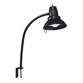 Amazon.com: electrix 7292 Negro Cuello de cisne lámpara de ...