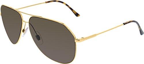 D&G Dolce & Gabbana DG2129 02/73 62 Square Sunglasses,Gold,62 - Sunglasses Gabbana Designer Dolce