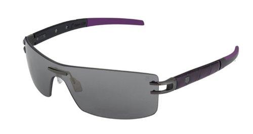Tag Heuer L-Type LW 0451 Sunglasses Alligator Purple / - Tag L Type Heuer Sunglasses