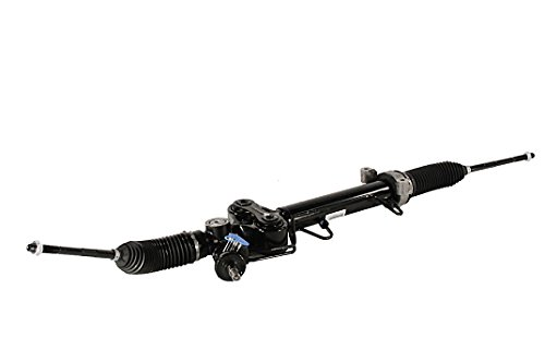 Suburban Steering Rack Pinion - ACDelco 19330565 GM Original Equipment Hydraulic Rack and Pinion Steering Gear Assembly with Inner Tie Rods, Remanufactured